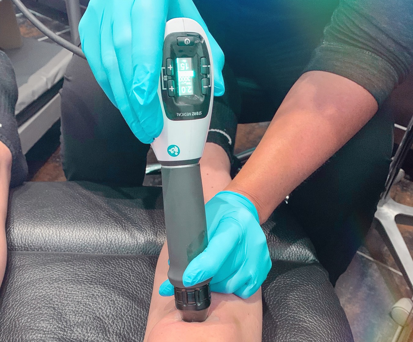 Shockwave Therapy The Guyer Institute Indianapolis